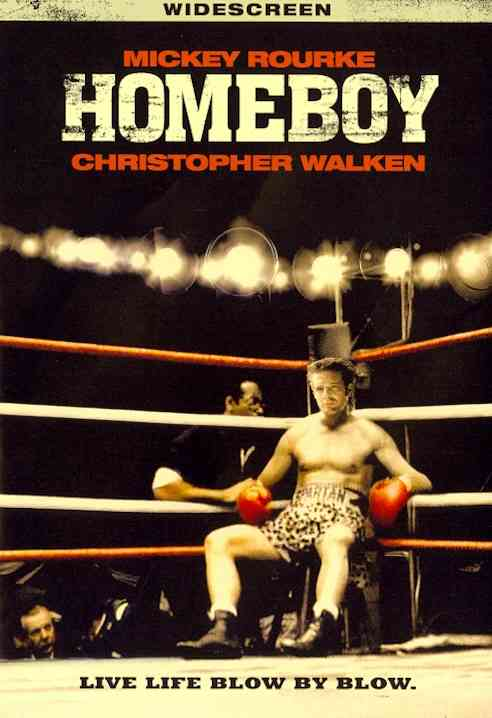 HOMEBOY BY ROURKE,MICKEY (DVD)
