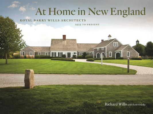 At Home in New England By Wills, Richard/ Orlesky, Keith (CON)